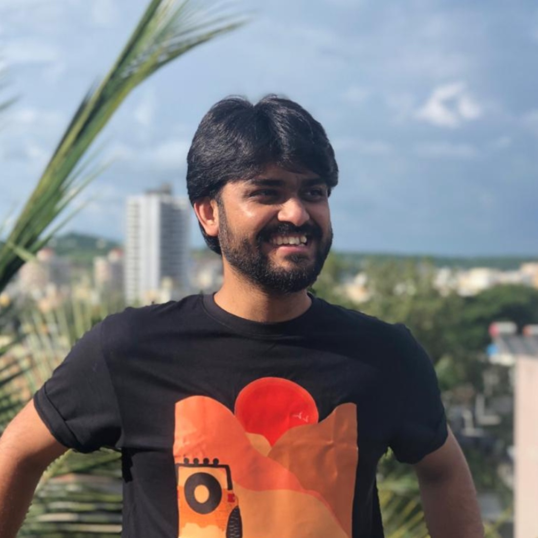 Nikhil Bhardwaj Profile Photo